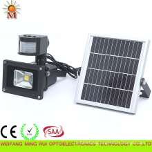 High Lumens Solar Sensor LED Flood Light 10W